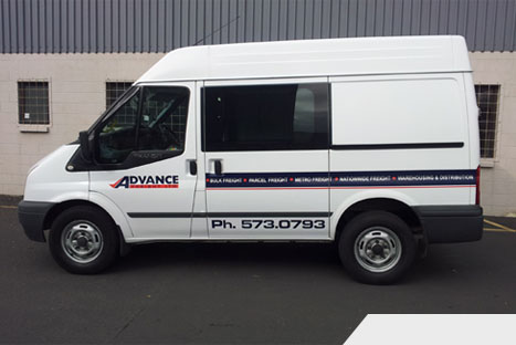 Advance Freight Van